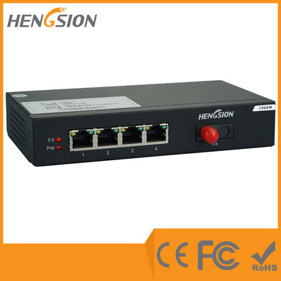 5 Port Unmanaged Gigabit Network Switch 4*10/100/1000Base T(X) Ethernet Ports